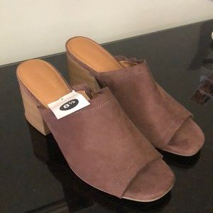 NWT norelle mule
